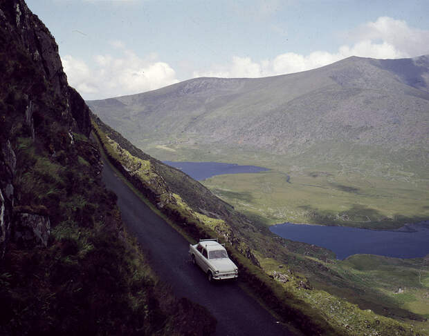 Ирландия в открытках из коллекции Джона Хайнда 4