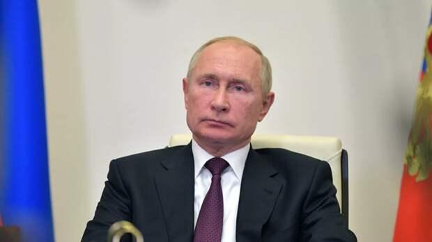 Путин поручил создать комиссию СБ России по защите от новых инфекций