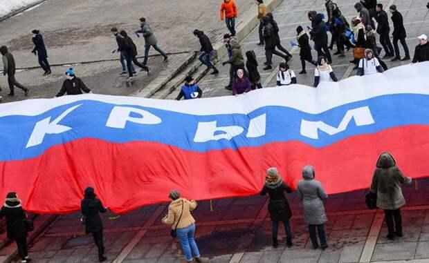 Америка поняла, почему Украина потеряла Крым
