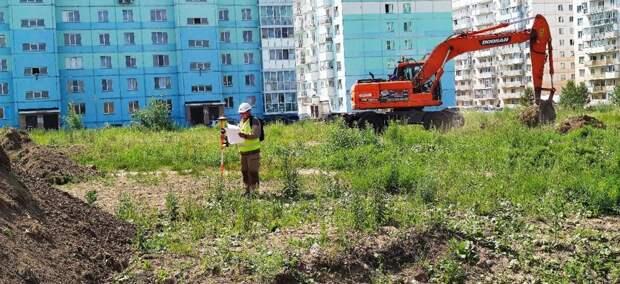В Новосибирске началось строительство первых трех поликлиник в рамках ГЧП-проекта