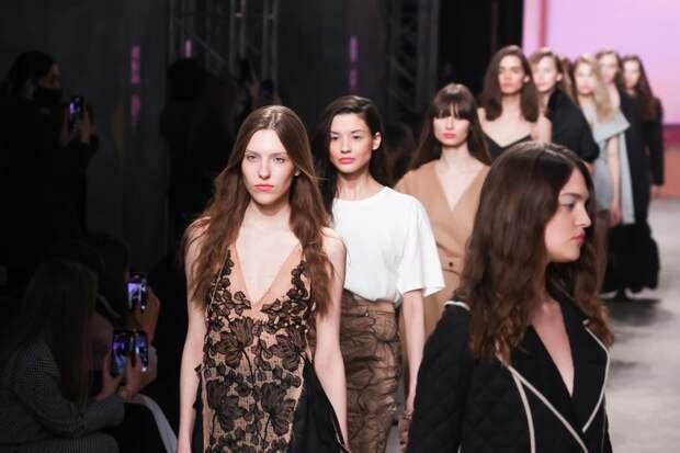 Марина Александрова, Дарья Мороз, Зара и другие гости показа Ruban