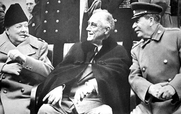 1 июля 1945 года операция «Немыслимое»