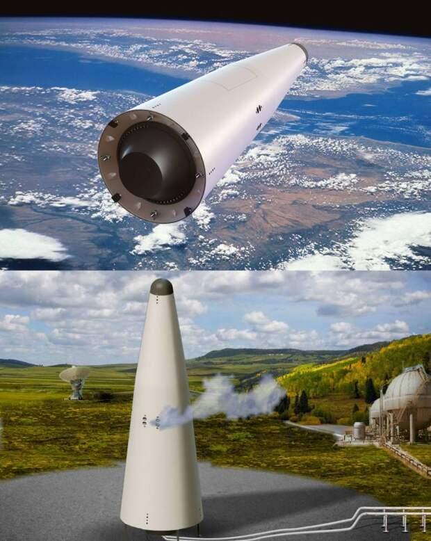 Найти авианосец: космические средства разведки