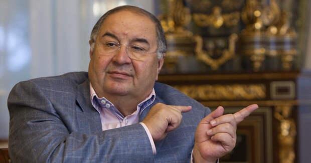 Алишер Усманов СССР, нажили миллиарды, российские олигархи