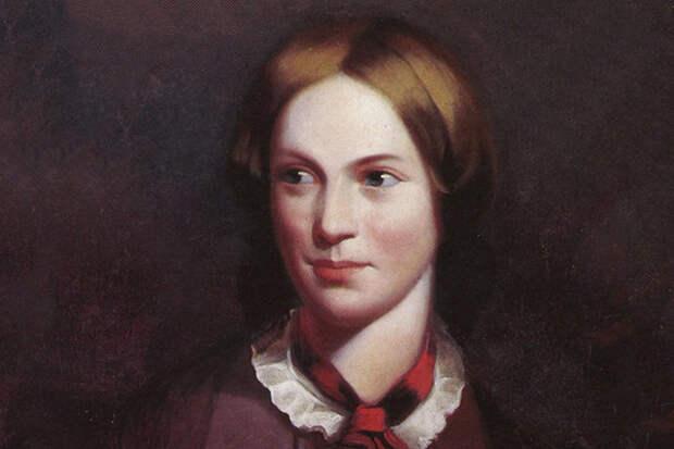 Портрет Шарлотты Бронте
