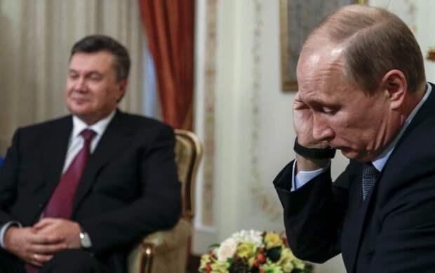 Стало известно, как Янукович шантажировал Путина
