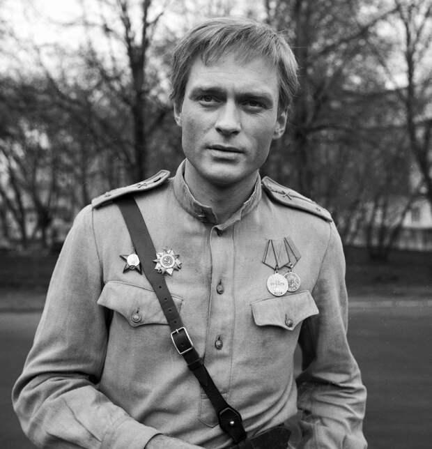 Борис Щербаков в фильме «Берег», 1983 год.