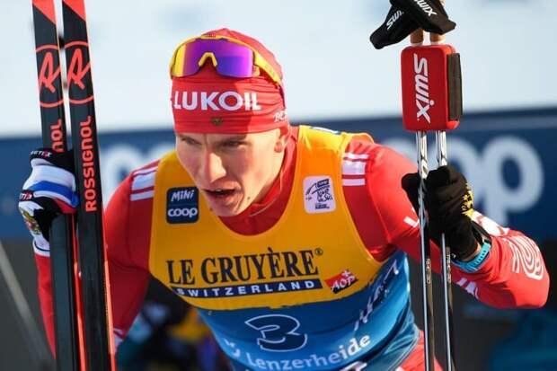 Нападение Большунова на финского лыжника оставило сильнейшую российскую команду без «бронзы» Кубка мира