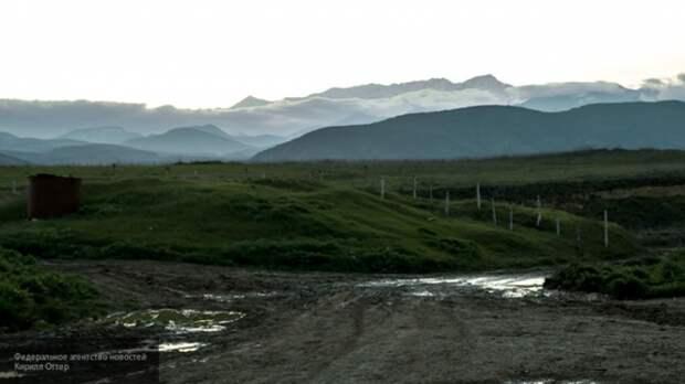 Азербайджан не смог занять армянские позиции на горе Мрав
