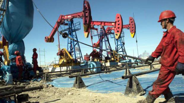 На10,3% увеличил добычу газа Китай запервые четыре месяца 2020