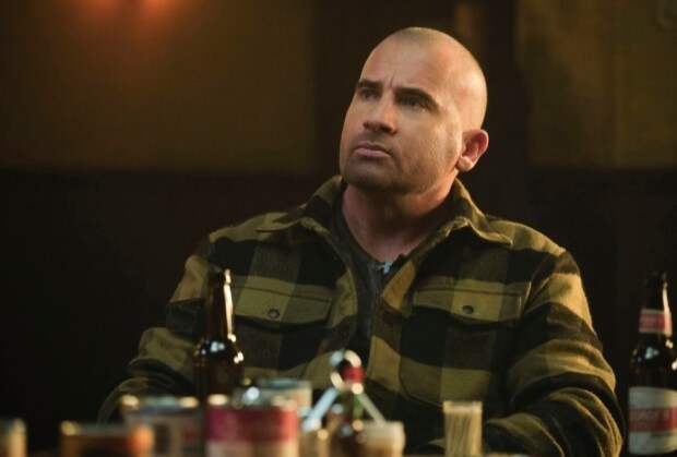 Legends of Tomorrow's Dominic Purcell: 'I'm Walking Away' After Season 6