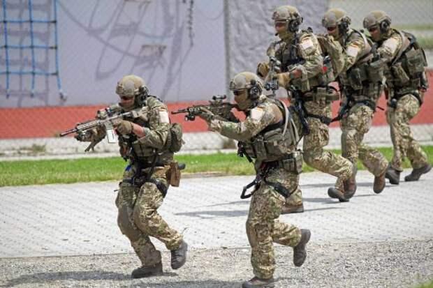 Недостаточная верность конституции: ФРГ распустит лучшее подразделение спецназа