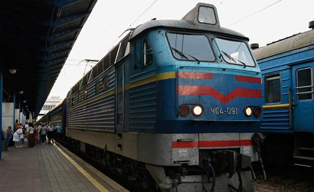 Железные дороги Украины — угроза ее национальной безопасности