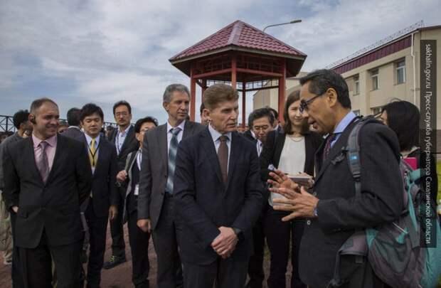 Япония настаивает на «совместном» решении судьбы Курильских островов