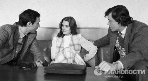 Самокритичная красавица Ирина Алферова