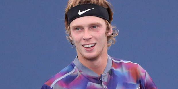 Рублев может получить звание самого прогрессирующего теннисиста года