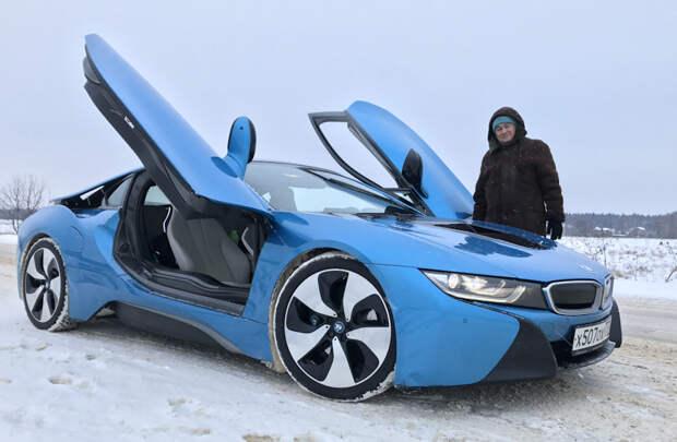 Стоит ли своих 11 миллионов BMW i8? Тест-обзор с батей на самую инновационную тачку от баварцев! Тачка Амирана из ДХ