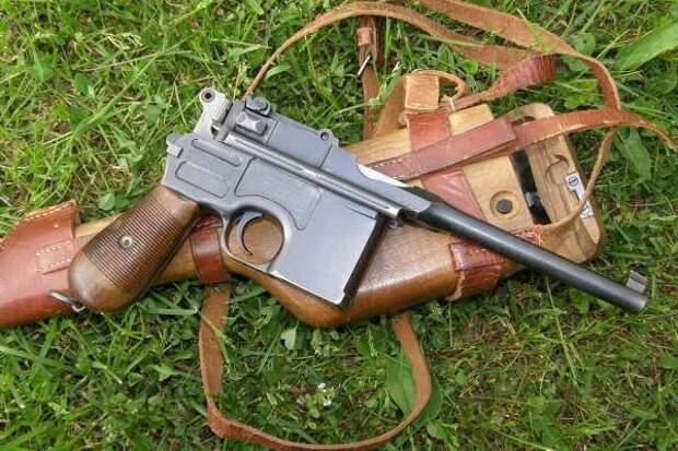 Любимое оружие комиссаров, чекистов и десантного «бати» генерала Маргелова