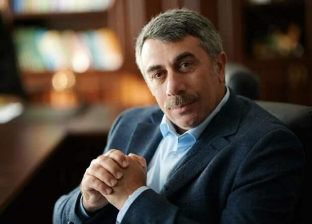 Доктор Комаровский рассказал о причине появления рака