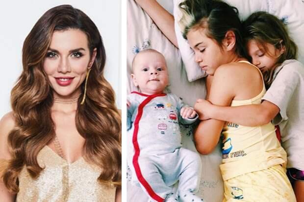 Где сейчас все отцы 3 детей Анны Седаковой?