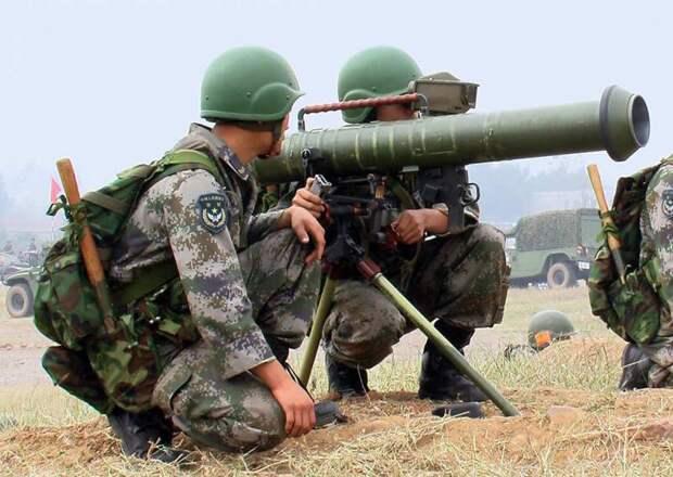 Способны ли противотанковые средства НОАК бороться с современными бронированными машинами?
