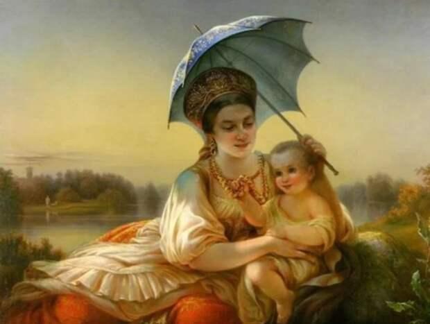 Оплата долга ребенком икарьера при дворе: как жилось кормилицам вразные эпохи