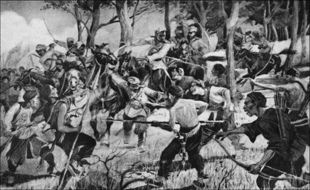 Когда русские взяли штурмом Пекин