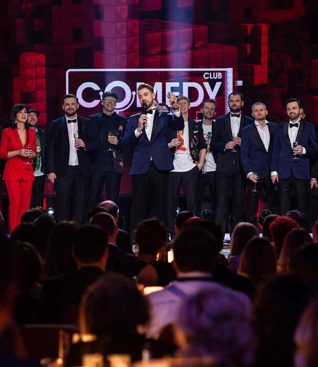 Какие тайны резидентов Comedy club будут раскрыты под новогодней ёлкой?