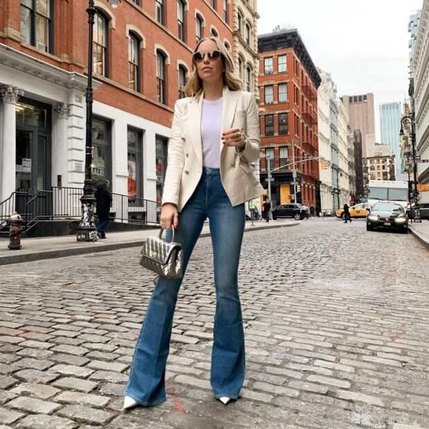 Какой жакет носить весной 2021: новая модная модель