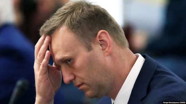Навальный стал персоной нон-грата в России