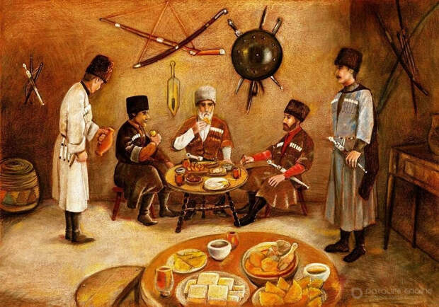 Астрологическое значение выбора дня Нового года у черкесов