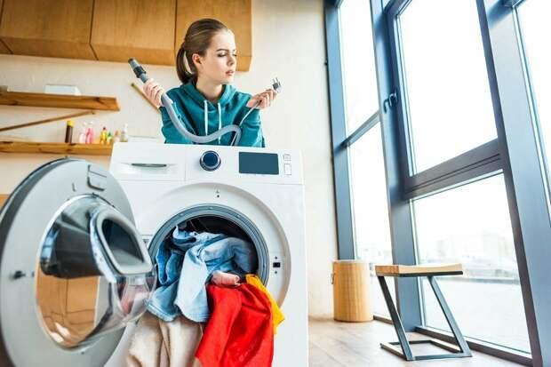 Типичные поломки стиральных машин