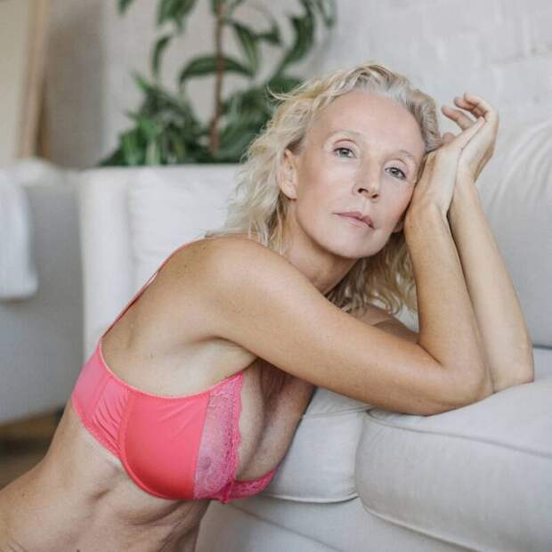 Как в60 лет стать моделью: история одной питерской пенсионерки