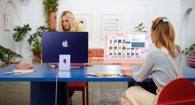 Новинки Apple: тонкие и быстрые iMac, маячки для по...