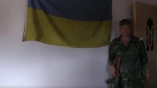 При зачистке Дейр эз-Зора бойцы САА выявили позиции украинских боевиков ИГ