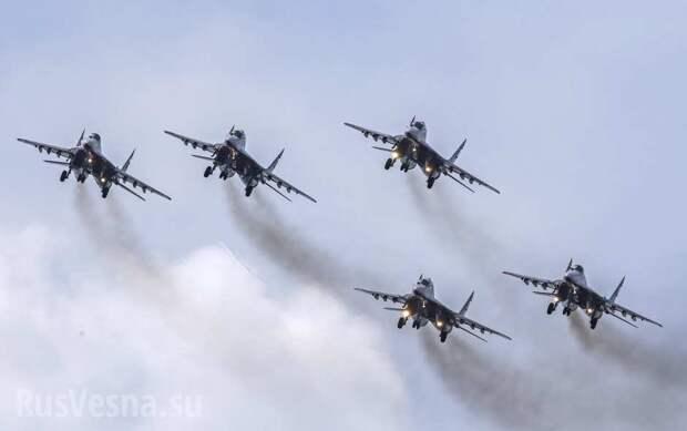 В Москве предупредили Порошенко: В случае атаки на Донбасс, «Операция в Сирии будет выглядеть разминкой»