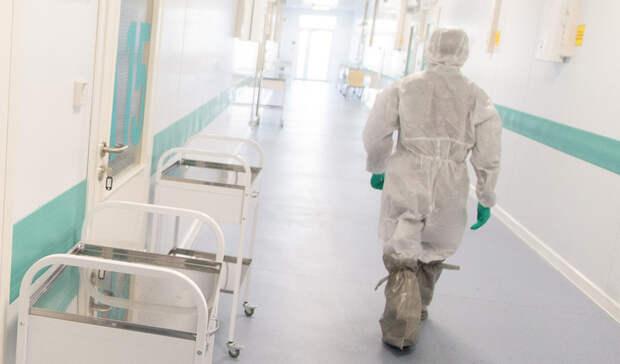 Два жителя Удмуртии скончались от коронавируса за сутки