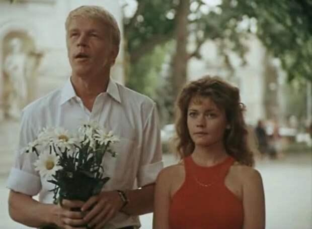 Кадр из фильма *Приморский бульвар*, 1988 | Фото: timer-odessa.net