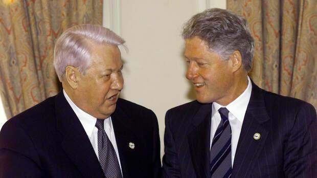 Wyborcza: Борис Ельцин пытался убедить «друга Билла» в том, что Польша присоединит Белоруссию