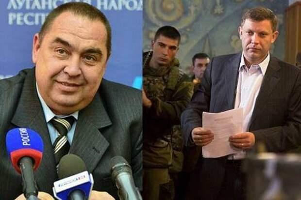 Донбасс вернётся на Украину, чтобы её развалить
