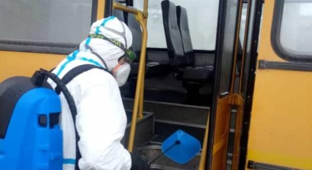 В общественном транспорте Якутска усилен контроль за соблюдением санитарных норм