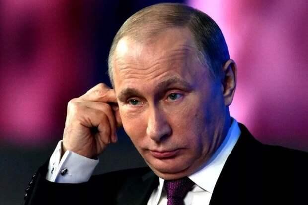 Путин озвучил свой вопрос к властям в Киеве на украинском