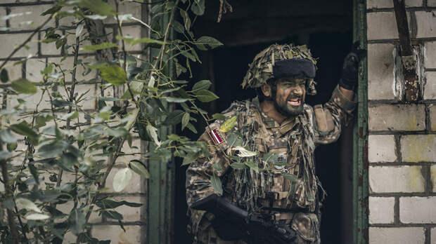 Латвия в позе отражения российских войск