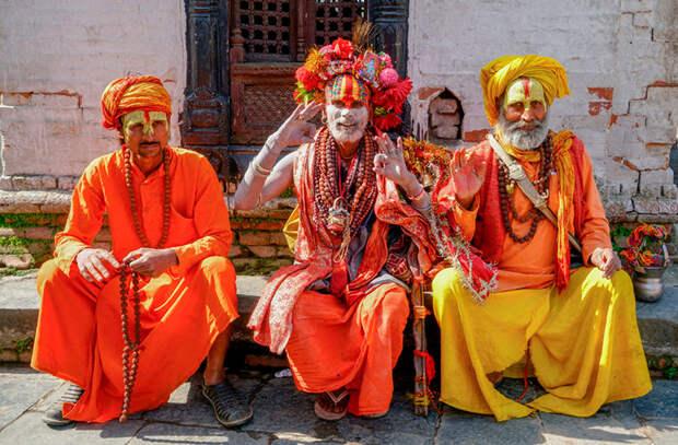 Верить каждому встречному бабе в мире, интересно, люди, непал, обычай, правила, путешествие