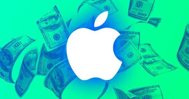 За день Apple потеряла 180 миллиардов долларов