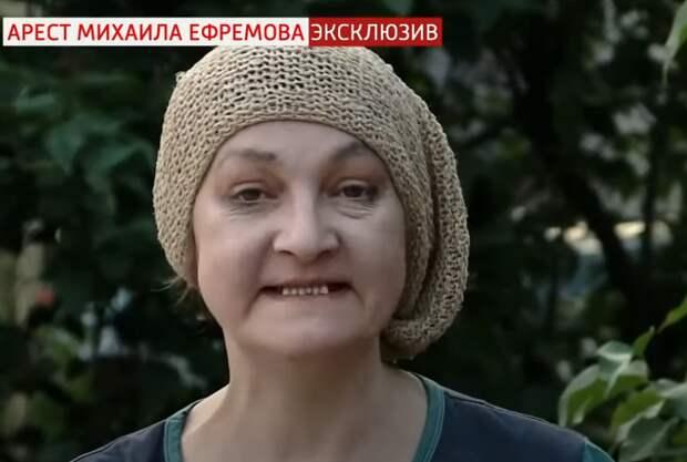 """Четвертая жена Ефремова: """"За гениальность Михаила можно простить"""""""
