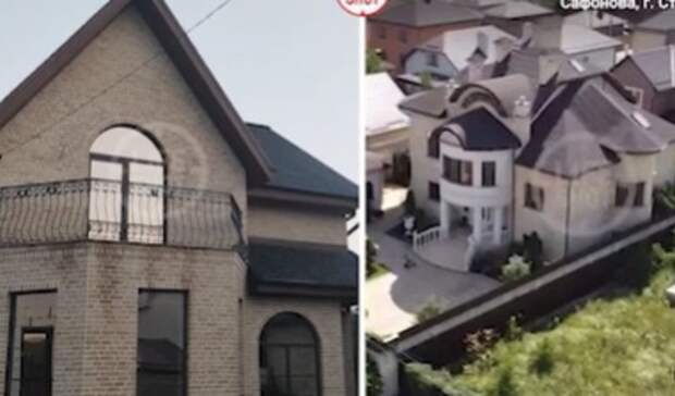 Снимки «скромного» дома замначальника ГИБДД Ставрополья появились всети