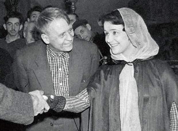 Людмила Марченко:о судьбе советской актрисы