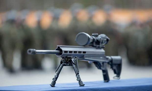 Нацгвардия получила экспериментальные отечественные снайперские винтовки
