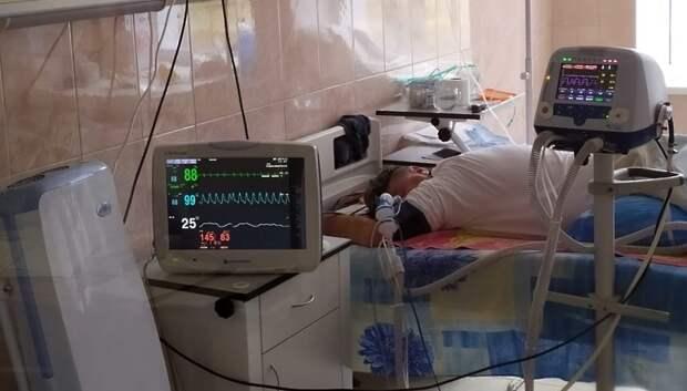 Подмосковье обеспечено препаратами для лечения коронавирусных больных